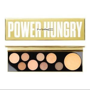 Mac Cosmetics's | POWER HUNGRY eyeshadow palette